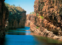 Katherine Gorge guided scenic sightseeing cruise (at own expense and seasonal)- NT Tourism
