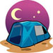 Example - your tent may differ