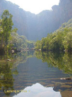 Seasonal - Jim Jim Gorge walk in the Dry Season approx. July-Sept